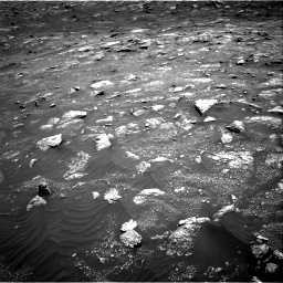 Nasa's Mars rover Curiosity acquired this image using its Right Navigation Camera on Sol 3011, at drive 1180, site number 85