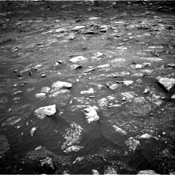 Nasa's Mars rover Curiosity acquired this image using its Right Navigation Camera on Sol 3011, at drive 1186, site number 85