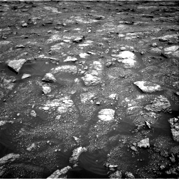 Nasa's Mars rover Curiosity acquired this image using its Right Navigation Camera on Sol 3011, at drive 1204, site number 85