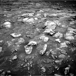Nasa's Mars rover Curiosity acquired this image using its Right Navigation Camera on Sol 3011, at drive 1216, site number 85