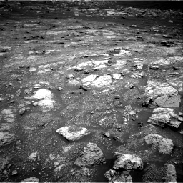 Nasa's Mars rover Curiosity acquired this image using its Right Navigation Camera on Sol 3011, at drive 1222, site number 85