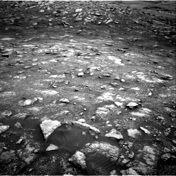 Nasa's Mars rover Curiosity acquired this image using its Right Navigation Camera on Sol 3011, at drive 1228, site number 85