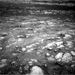 Nasa's Mars rover Curiosity acquired this image using its Right Navigation Camera on Sol 3011, at drive 1240, site number 85
