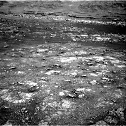 Nasa's Mars rover Curiosity acquired this image using its Right Navigation Camera on Sol 3011, at drive 1252, site number 85