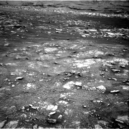 Nasa's Mars rover Curiosity acquired this image using its Right Navigation Camera on Sol 3011, at drive 1264, site number 85
