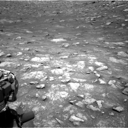 Nasa's Mars rover Curiosity acquired this image using its Right Navigation Camera on Sol 3011, at drive 1276, site number 85