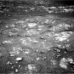 Nasa's Mars rover Curiosity acquired this image using its Right Navigation Camera on Sol 3011, at drive 1282, site number 85