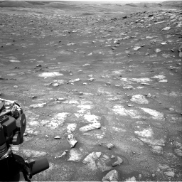 Nasa's Mars rover Curiosity acquired this image using its Right Navigation Camera on Sol 3011, at drive 1288, site number 85