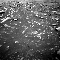 Nasa's Mars rover Curiosity acquired this image using its Right Navigation Camera on Sol 3011, at drive 1336, site number 85