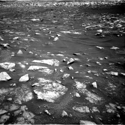 Nasa's Mars rover Curiosity acquired this image using its Right Navigation Camera on Sol 3011, at drive 1378, site number 85