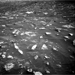 Nasa's Mars rover Curiosity acquired this image using its Right Navigation Camera on Sol 3011, at drive 1408, site number 85