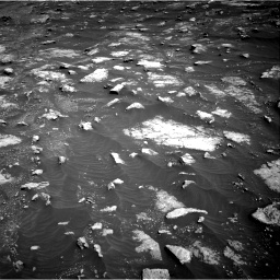 Nasa's Mars rover Curiosity acquired this image using its Right Navigation Camera on Sol 3011, at drive 1474, site number 85