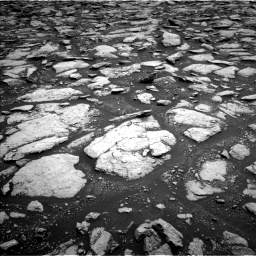 Nasa's Mars rover Curiosity acquired this image using its Left Navigation Camera on Sol 3013, at drive 1798, site number 85