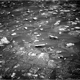 Nasa's Mars rover Curiosity acquired this image using its Right Navigation Camera on Sol 3013, at drive 1546, site number 85