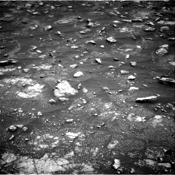 Nasa's Mars rover Curiosity acquired this image using its Right Navigation Camera on Sol 3013, at drive 1552, site number 85
