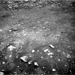 Nasa's Mars rover Curiosity acquired this image using its Right Navigation Camera on Sol 3013, at drive 1636, site number 85