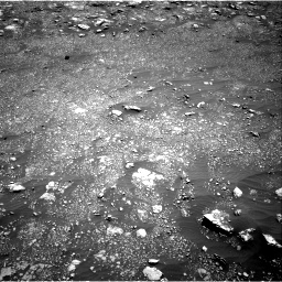 Nasa's Mars rover Curiosity acquired this image using its Right Navigation Camera on Sol 3013, at drive 1642, site number 85