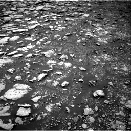Nasa's Mars rover Curiosity acquired this image using its Right Navigation Camera on Sol 3013, at drive 1780, site number 85