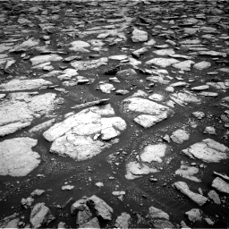Nasa's Mars rover Curiosity acquired this image using its Right Navigation Camera on Sol 3013, at drive 1798, site number 85