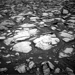 Nasa's Mars rover Curiosity acquired this image using its Right Navigation Camera on Sol 3013, at drive 1804, site number 85