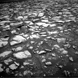 Nasa's Mars rover Curiosity acquired this image using its Left Navigation Camera on Sol 3015, at drive 1826, site number 85