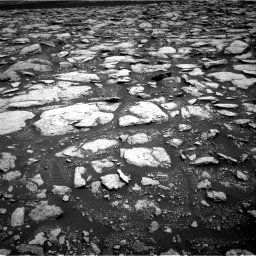 Nasa's Mars rover Curiosity acquired this image using its Right Navigation Camera on Sol 3015, at drive 1832, site number 85
