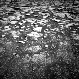 Nasa's Mars rover Curiosity acquired this image using its Right Navigation Camera on Sol 3015, at drive 1892, site number 85