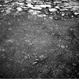 Nasa's Mars rover Curiosity acquired this image using its Right Navigation Camera on Sol 3015, at drive 1952, site number 85