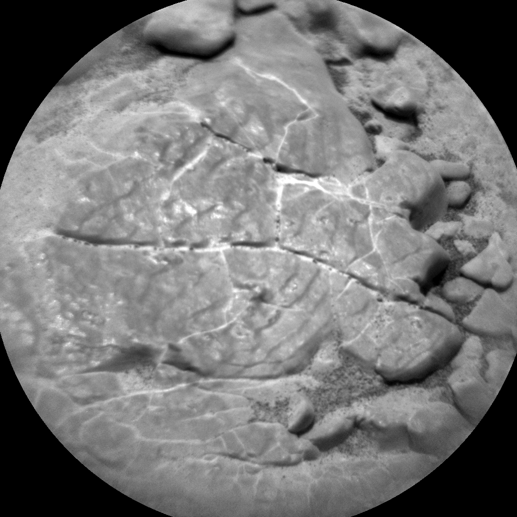 Nasa's Mars rover Curiosity acquired this image using its Chemistry & Camera (ChemCam) on Sol 3017, at drive 2168, site number 85