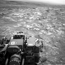 Nasa's Mars rover Curiosity acquired this image using its Left Navigation Camera on Sol 3018, at drive 2258, site number 85