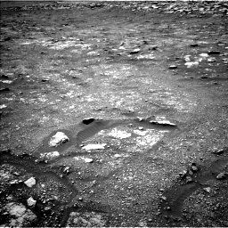Nasa's Mars rover Curiosity acquired this image using its Left Navigation Camera on Sol 3018, at drive 2270, site number 85