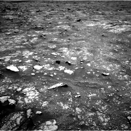 Nasa's Mars rover Curiosity acquired this image using its Left Navigation Camera on Sol 3018, at drive 2288, site number 85
