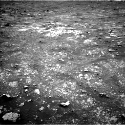 Nasa's Mars rover Curiosity acquired this image using its Left Navigation Camera on Sol 3018, at drive 2294, site number 85