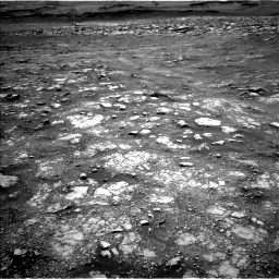 Nasa's Mars rover Curiosity acquired this image using its Left Navigation Camera on Sol 3018, at drive 2342, site number 85