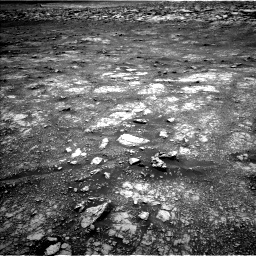 Nasa's Mars rover Curiosity acquired this image using its Left Navigation Camera on Sol 3018, at drive 2414, site number 85