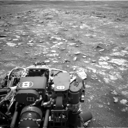 Nasa's Mars rover Curiosity acquired this image using its Left Navigation Camera on Sol 3018, at drive 2420, site number 85