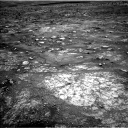 Nasa's Mars rover Curiosity acquired this image using its Left Navigation Camera on Sol 3018, at drive 2462, site number 85