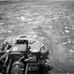 Nasa's Mars rover Curiosity acquired this image using its Left Navigation Camera on Sol 3018, at drive 2474, site number 85