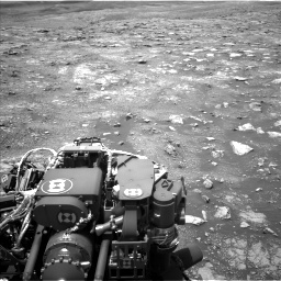 Nasa's Mars rover Curiosity acquired this image using its Left Navigation Camera on Sol 3018, at drive 2480, site number 85