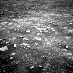 Nasa's Mars rover Curiosity acquired this image using its Left Navigation Camera on Sol 3018, at drive 2486, site number 85