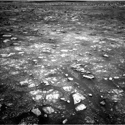 Nasa's Mars rover Curiosity acquired this image using its Left Navigation Camera on Sol 3018, at drive 2498, site number 85