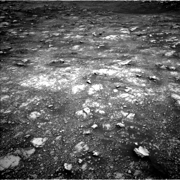 Nasa's Mars rover Curiosity acquired this image using its Left Navigation Camera on Sol 3018, at drive 2516, site number 85