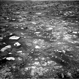 Nasa's Mars rover Curiosity acquired this image using its Left Navigation Camera on Sol 3018, at drive 2522, site number 85