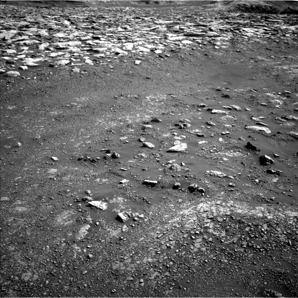 Nasa's Mars rover Curiosity acquired this image using its Left Navigation Camera on Sol 3018, at drive 2618, site number 85