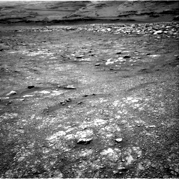 Nasa's Mars rover Curiosity acquired this image using its Right Navigation Camera on Sol 3018, at drive 2258, site number 85