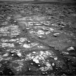 Nasa's Mars rover Curiosity acquired this image using its Right Navigation Camera on Sol 3018, at drive 2270, site number 85
