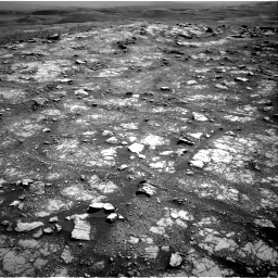 Nasa's Mars rover Curiosity acquired this image using its Right Navigation Camera on Sol 3018, at drive 2276, site number 85