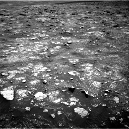 Nasa's Mars rover Curiosity acquired this image using its Right Navigation Camera on Sol 3018, at drive 2294, site number 85