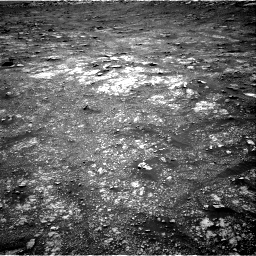 Nasa's Mars rover Curiosity acquired this image using its Right Navigation Camera on Sol 3018, at drive 2300, site number 85