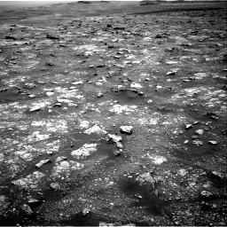 Nasa's Mars rover Curiosity acquired this image using its Right Navigation Camera on Sol 3018, at drive 2306, site number 85